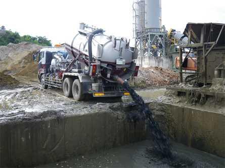 汚泥収集運搬処分状況1